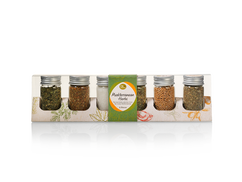 Mediterranean Herbs Geschenkset