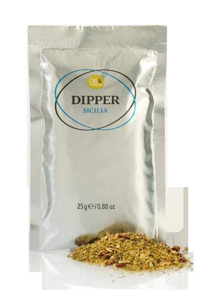 Dipper Sicilia navulling